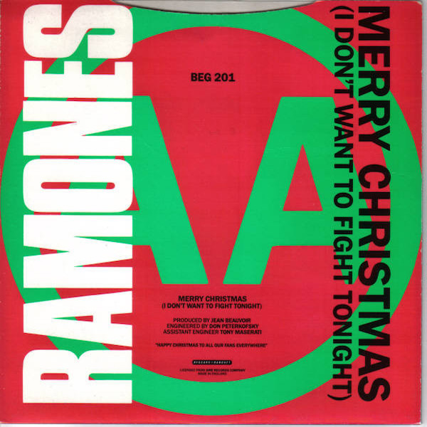 ramonesxmas